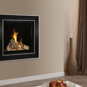 Asencio Wall Mounted Gas Fire